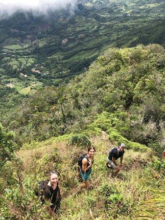 Hiking the hills of San Carlos