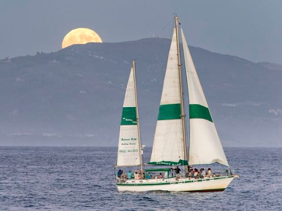 Sunset Boat Tours Santa Barbara