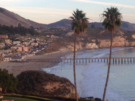 San Luis Bay Inn: town and bay photo