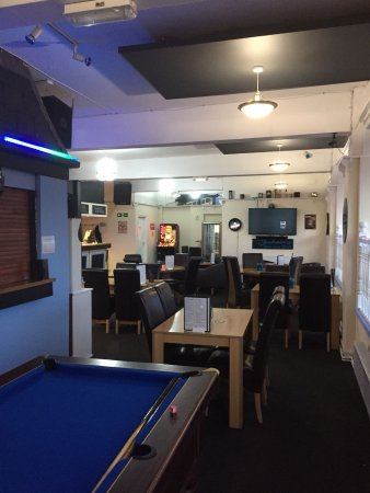 Perfect Seaholme Bar And Grill: Weu0027ve Been Re Decorating   Fresh Coat Of Paint