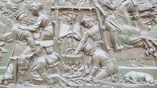 Denkmal General Blücher