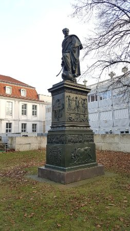 Denkmal General Blucher