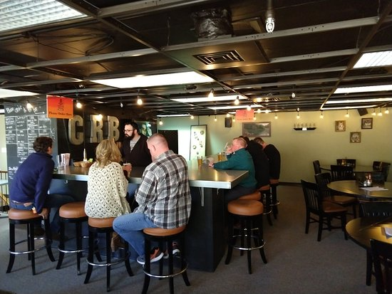 Norris, TN: Upstairs taproom