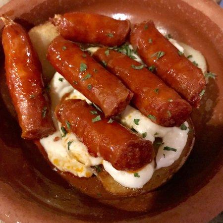 El Pimiento : Delicious food and nice service