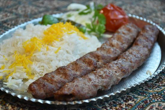 Koobideh kabab picture of 1001 nights iranian for 1001 nights persian cuisine groupon