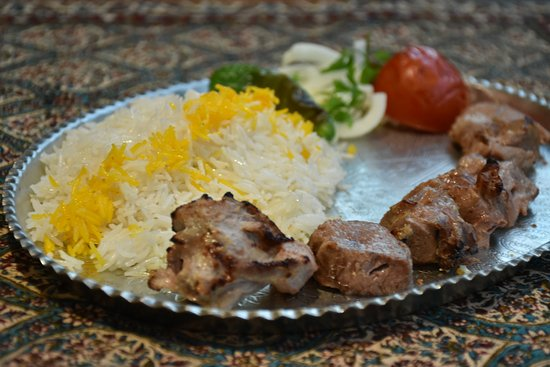 Chenjeh kabab picture of 1001 nights iranian restaurant for 1001 nights persian cuisine groupon