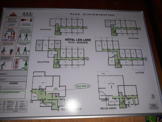 Hotel Les Lans Foto
