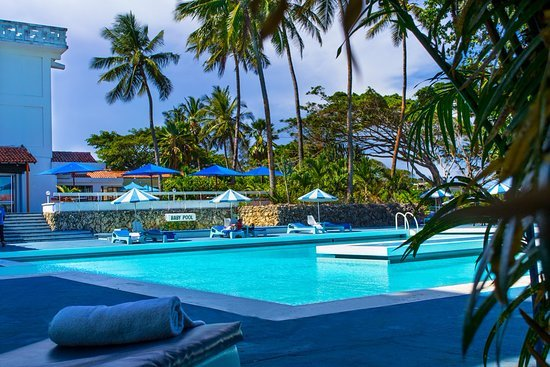 Mombasa Beach Hotel Swimming Pool