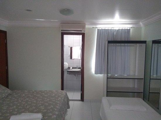 Santo Antonio De Jesus, BA : 5C HOTEL - Conforto, Qualidade e Internet de Alta Velocidade...
