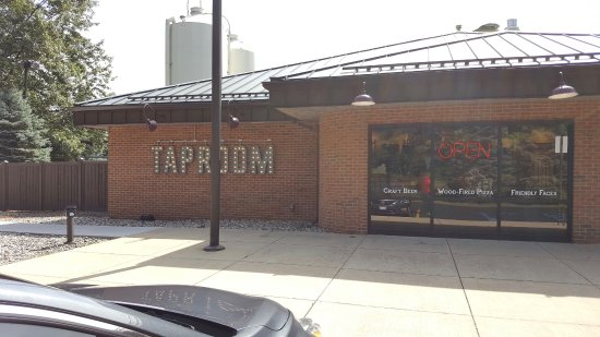 Haymarket Brewery: Front of the taproom