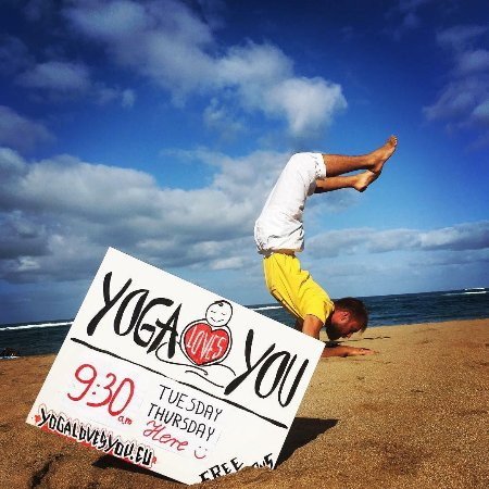 Yoga Loves You