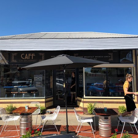 Bassendean, Australien: Caff on Broadway