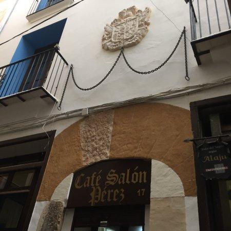imagen Cafe Perez en Utiel
