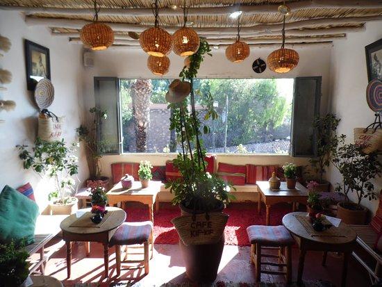 Déco chaleureuse - Bild von Café Kif Kif, Marrakesch - TripAdvisor