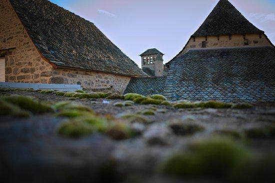 Le Gite de Laguiole : Casas da vila