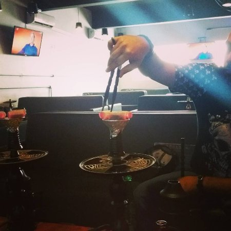 Agrabah Hookah Lounge