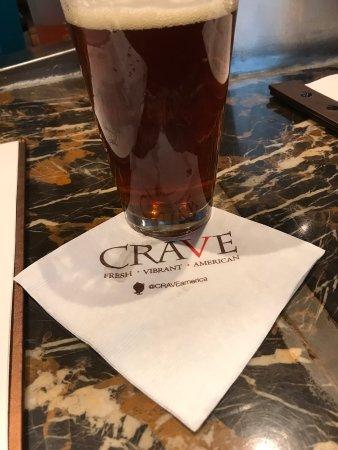 CRAVE American Kitchen & Sushi Bar: Crave