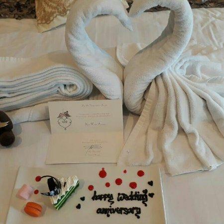 Wedding anniv....