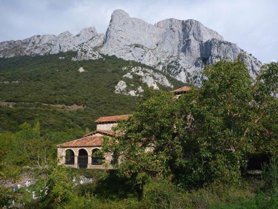 Cillorigo de Liebana, Spain: vista panorámica
