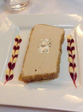 Gladesville, Australia: hazelnut and nougat icecream
