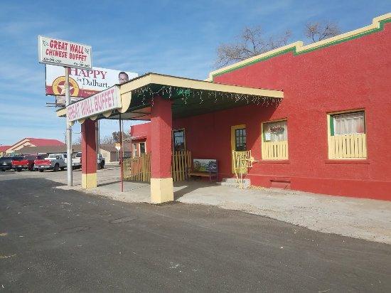 Dalhart, TX : Street View.