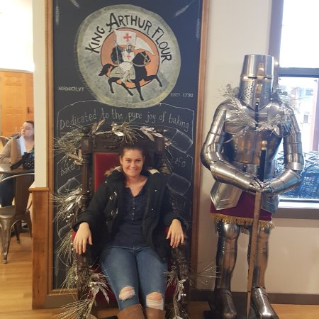 King Arthur Flour: Bakery, Cafe, School, and Store Image