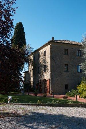 Villa Rioddi: Hotel grounds