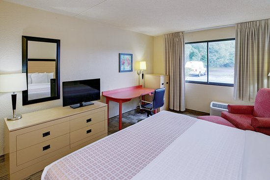 Armonk, NY: Guest room