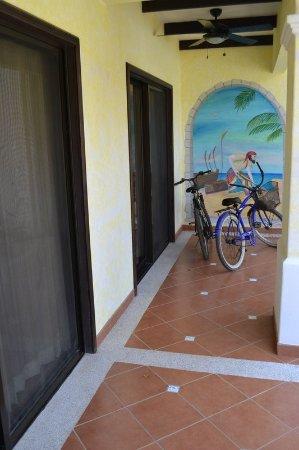 Playa Grande, Kosta Rika: Lobby