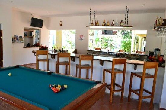 Playa Grande, Kosta Rika: Bar/Lounge