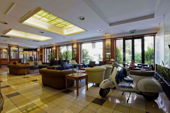 Grand Hotel Tiberio Roma Recensioni