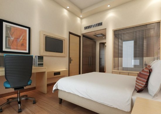 Sandal Suites Operated By Lemon Tree Hotels