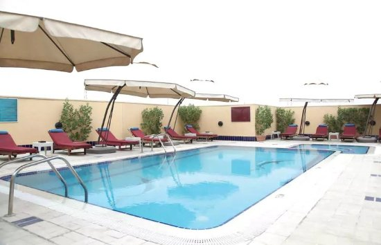 Moscow hotel updated 2018 prices reviews dubai united arab emirates tripadvisor for Dubai airport swimming pool price