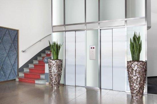 Art Deco Hotel Elite: Lobby