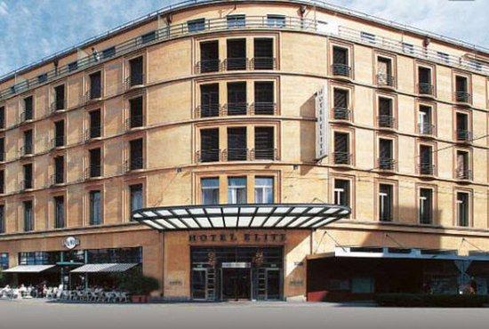 Art Deco Hotel Elite : Exterior