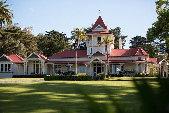 Greenhill Lodge: Exterior