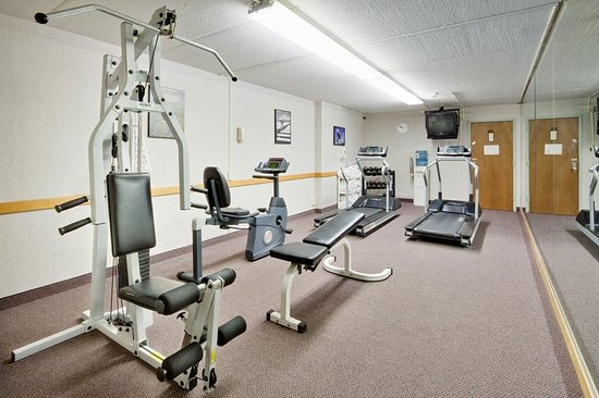 Holiday Inn Auburn - Finger Lakes Region: Health club