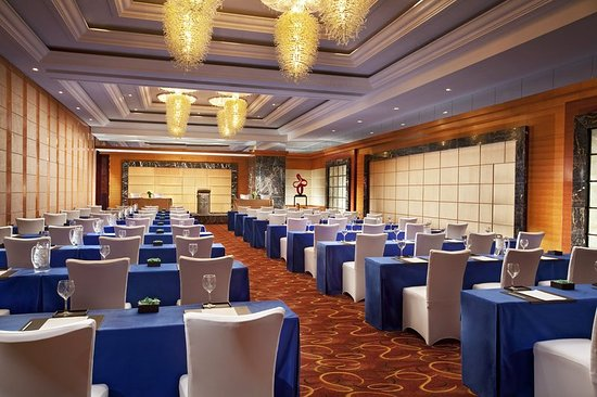 쉐라톤 톈진 빈하이 호텔