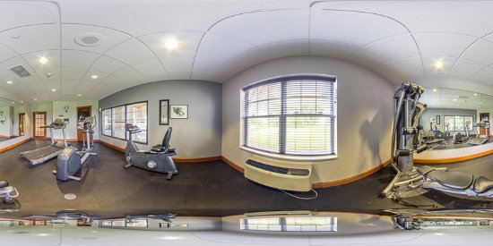 health club picture of country inn suites by radisson fond du rh tripadvisor com