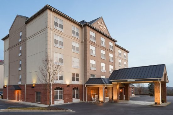 Country Inn & Suites by Radisson, Anderson, SC: Exterior