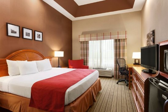 Country Inn & Suites by Radisson, Bel Air/Aberdeen, MD : Guest room