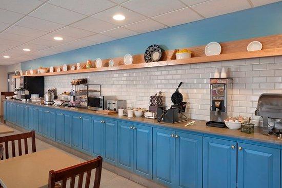 Country Inn & Suites by Radisson, Aiken, SC: Restaurant