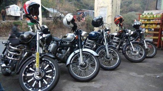 Nainital Bikers