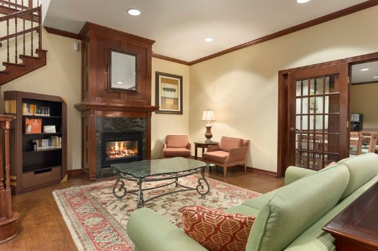 Country Inn & Suites by Radisson, Houston Intercontinental Airport South, TX: Lobby