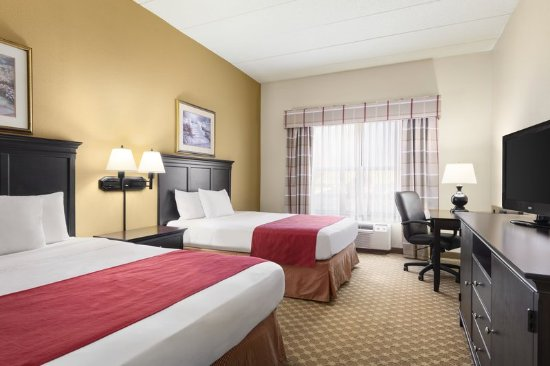 Country Inn & Suites by Radisson, Frackville (Pottsville), PA: Guest room
