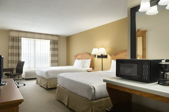 Grinnell, IA: Guest room