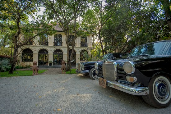 Heritage Suites Hotel Bild