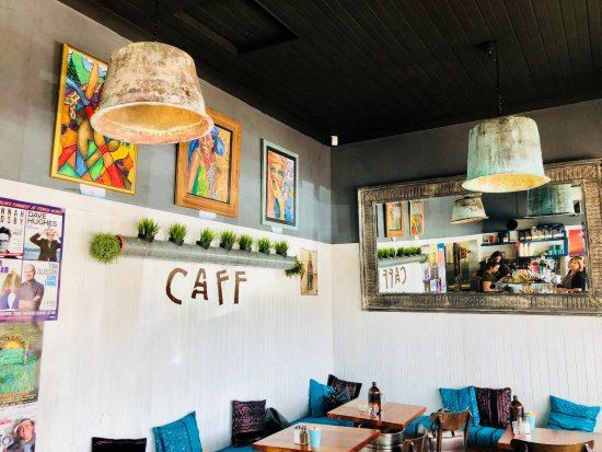 Bassendean, Australien: Bright welcoming decor