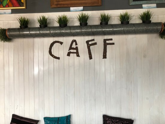 Bassendean, Australien: Great name for a good Cafe