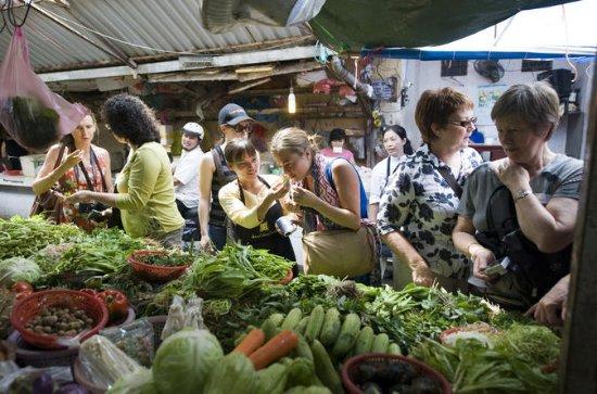 Excursión de medio día al mercado de...
